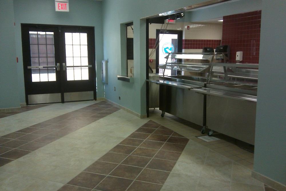 El Paso Community College Multipurpose Room & Kitchen