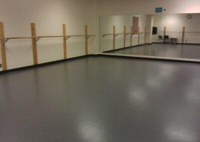 El Paso Community College Valle Verde Campus & Trans Mountain Campus Dance Studio