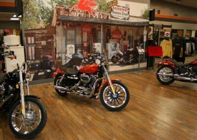 Wild West Harley Davidson