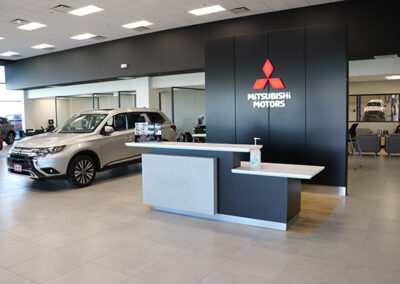 Mitsubishi Dealership